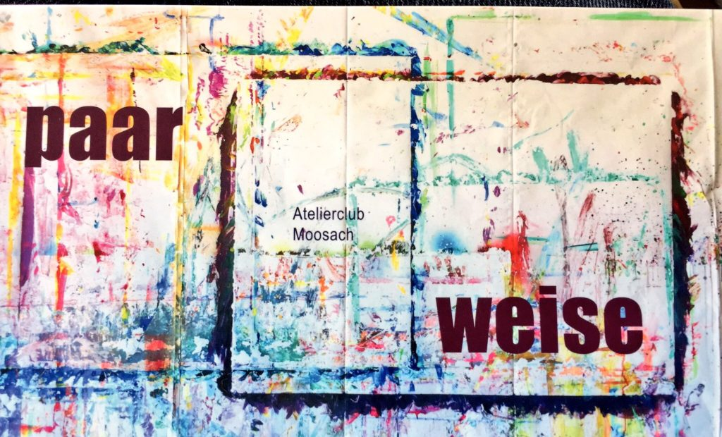 paarweise - Ausstellung des Atelierclub Moosach
