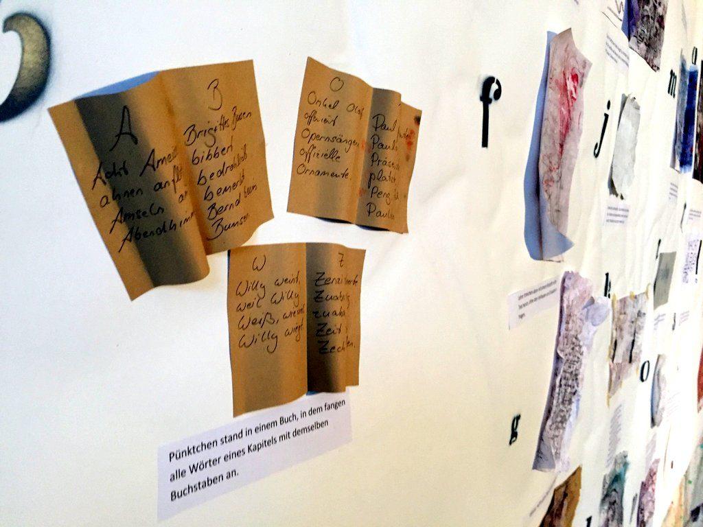 Digitalisierung des Geschichtenerzählens oder die Satzzeichen sterben aus